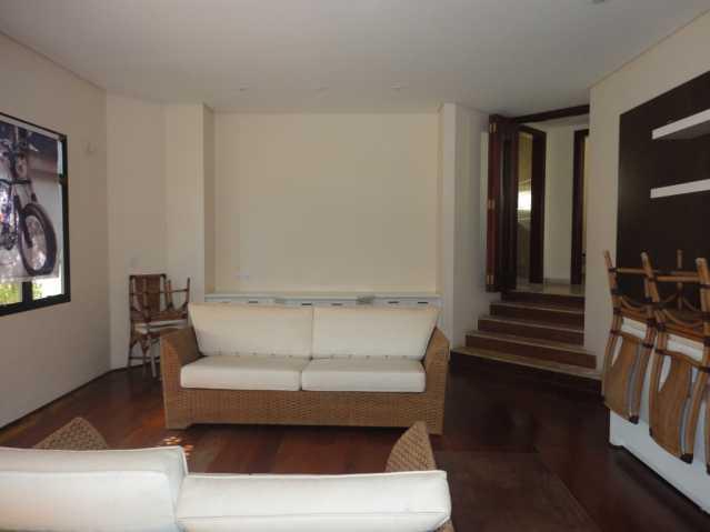 Sala de TV - Casa 3 Quartos Para Alugar Itatiba,SP - R$ 4.000 - FCCA30490 - 17