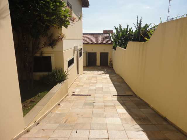 Quintal - Casa 3 Quartos Para Alugar Itatiba,SP - R$ 4.000 - FCCA30490 - 24
