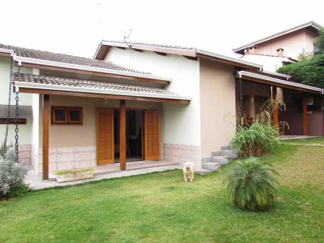 Fachada - Chácara 1080m² à venda Itatiba,SP - R$ 830.000 - FCCH30043 - 1