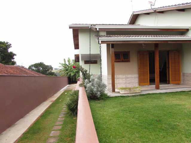 Lateral - Chácara 1080m² à venda Itatiba,SP - R$ 830.000 - FCCH30043 - 3
