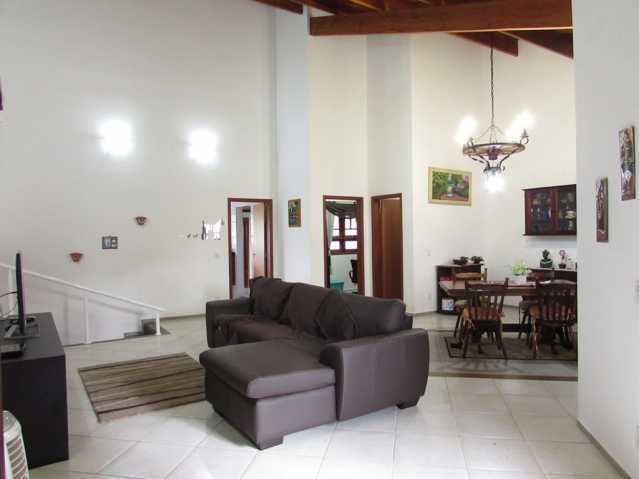 Sala - Chácara 1080m² à venda Itatiba,SP - R$ 830.000 - FCCH30043 - 5