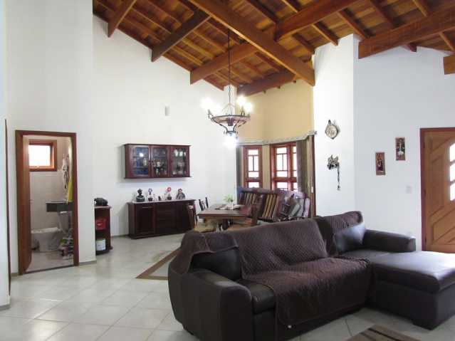 Sala - Chácara 1080m² à venda Itatiba,SP - R$ 830.000 - FCCH30043 - 7