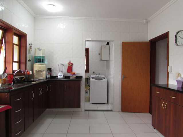 Cozinha Planejada - Chácara 1080m² à venda Itatiba,SP - R$ 830.000 - FCCH30043 - 13
