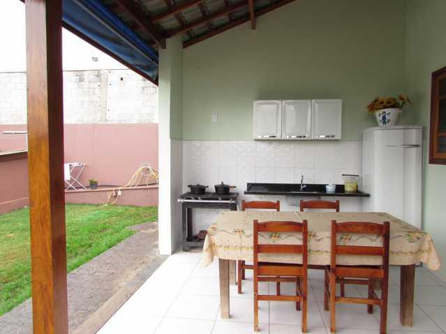 Espaço Gourmet - Chácara 1080m² à venda Itatiba,SP - R$ 830.000 - FCCH30043 - 17