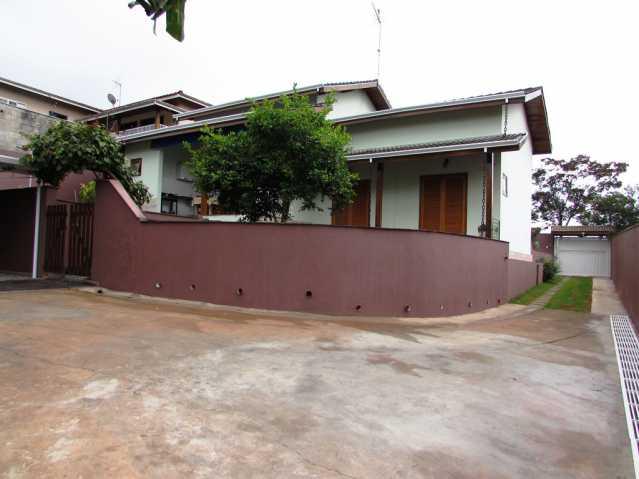 Acesso á Garagem - Chácara 1080m² à venda Itatiba,SP - R$ 830.000 - FCCH30043 - 20