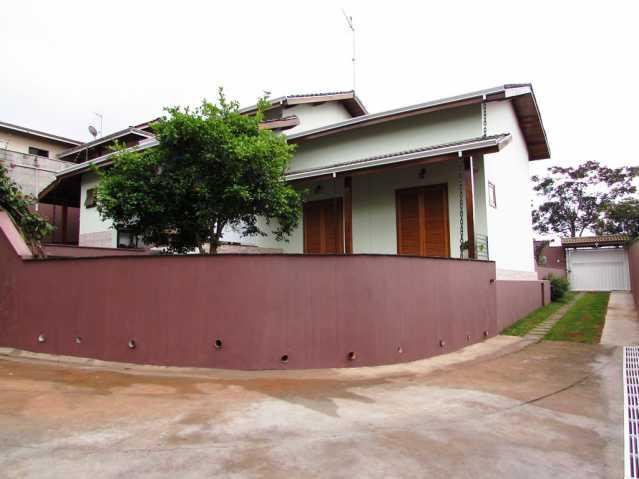 Fundos - Chácara 1080m² à venda Itatiba,SP - R$ 830.000 - FCCH30043 - 21