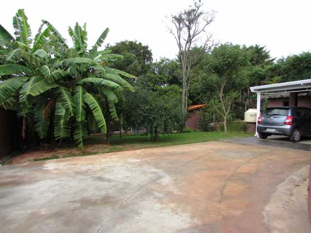 Garagem e Pomar - Chácara 1080m² à venda Itatiba,SP - R$ 830.000 - FCCH30043 - 22