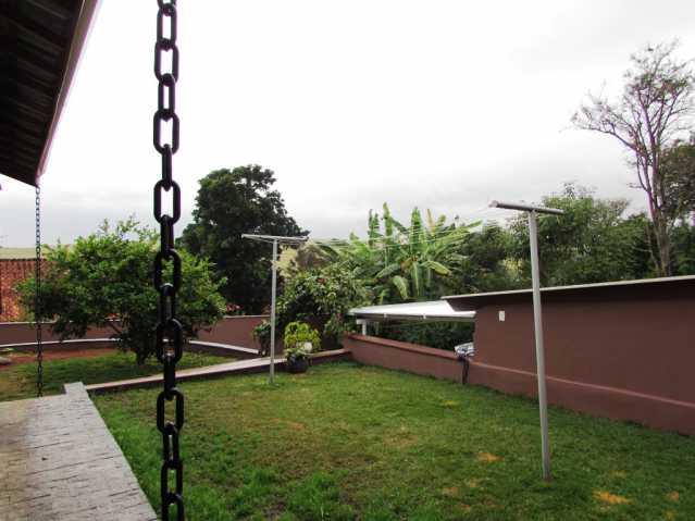 Quintal goumet - Chácara 1080m² à venda Itatiba,SP - R$ 830.000 - FCCH30043 - 19
