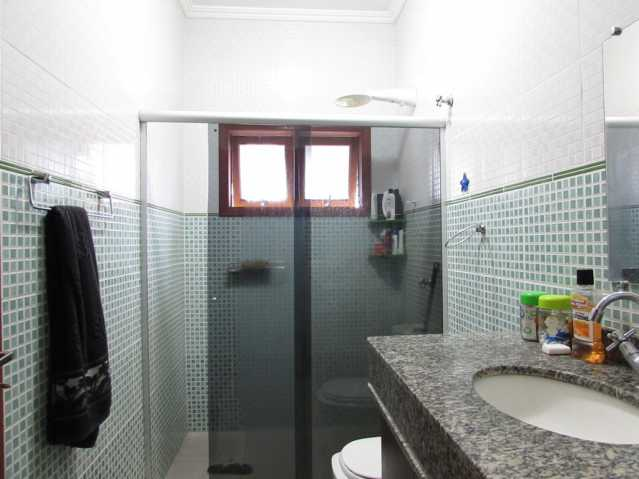 Banheiro Serviço - Chácara 1080m² à venda Itatiba,SP - R$ 830.000 - FCCH30043 - 15