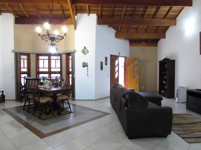 Sala - Chácara 1080m² à venda Itatiba,SP - R$ 830.000 - FCCH30043 - 6