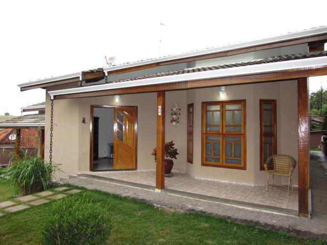 Fachada - Chácara 1080m² à venda Itatiba,SP - R$ 830.000 - FCCH30043 - 4