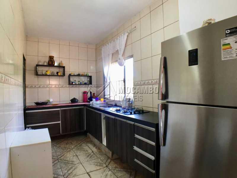 Cozinha - Chácara À Venda - Itatiba - SP - Sítio da Moenda - FCCH30044 - 3