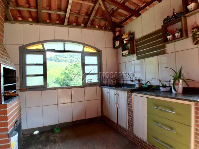 Área gourmet - Chácara À Venda - Itatiba - SP - Sítio da Moenda - FCCH30044 - 4