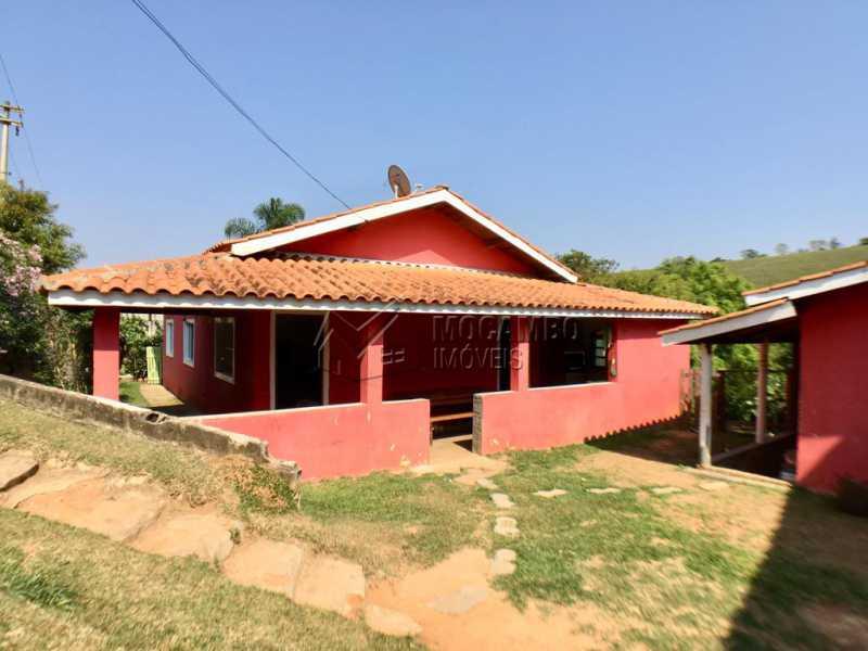 Área externa - Chácara À Venda - Itatiba - SP - Sítio da Moenda - FCCH30044 - 9