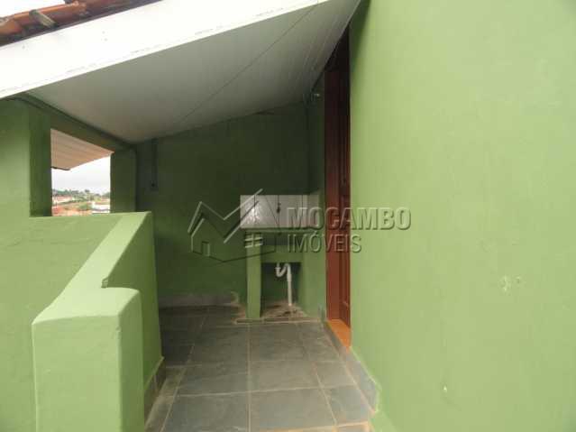 Área de Serviço - Casa 2 quartos para alugar Itatiba,SP - R$ 1.400 - FCCA20357 - 7