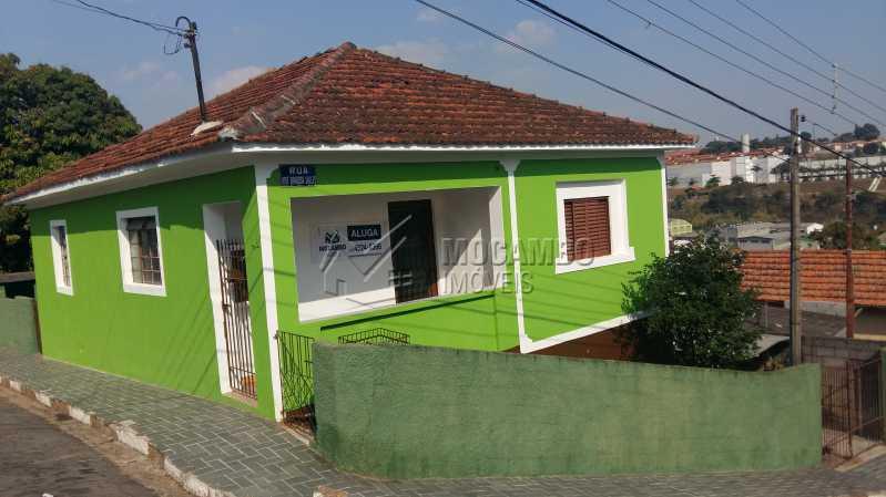Fachada - Casa 2 quartos para alugar Itatiba,SP - R$ 1.400 - FCCA20357 - 1