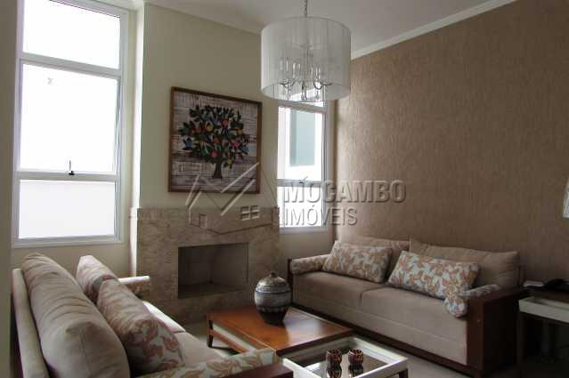 Sala - Casa em Condomínio 3 quartos à venda Itatiba,SP - R$ 957.000 - FCCN30070 - 1