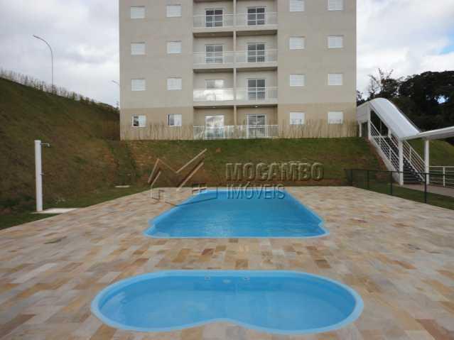 Área de Piscinas - Apartamento 3 quartos à venda Itatiba,SP - R$ 465.000 - FCAP30534 - 13