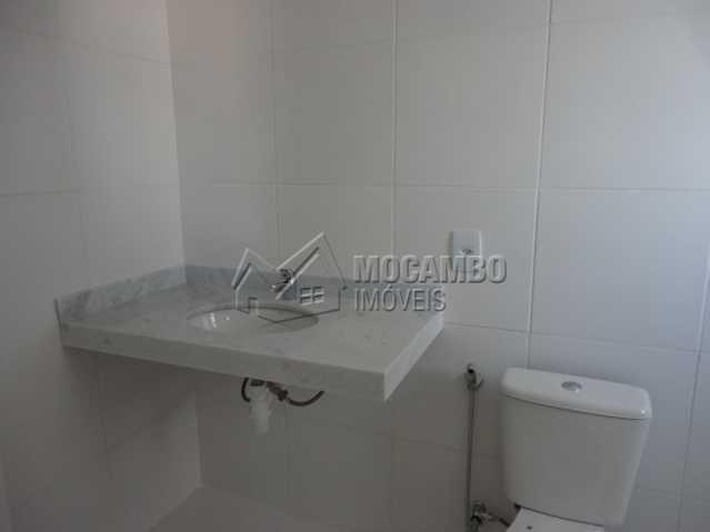 Banheiro Suíte - Apartamento 3 quartos à venda Itatiba,SP - R$ 465.000 - FCAP30534 - 4