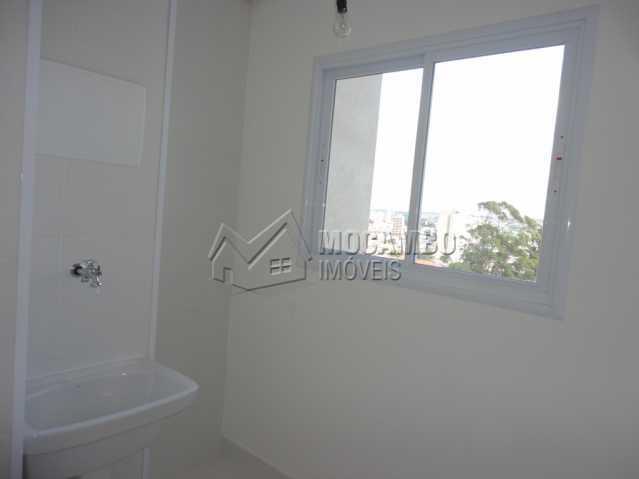 Lavanderia - Apartamento 3 quartos à venda Itatiba,SP - R$ 465.000 - FCAP30534 - 11