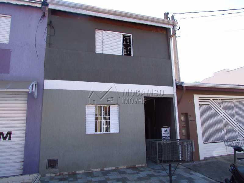 Fachada - Casa 1 quarto para alugar Itatiba,SP - R$ 630 - FCCA10058 - 1