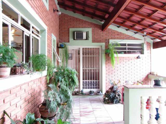 Varanda - casa 1 - Casa em Condomínio 3 quartos à venda Itatiba,SP - R$ 950.000 - FCCN30079 - 11