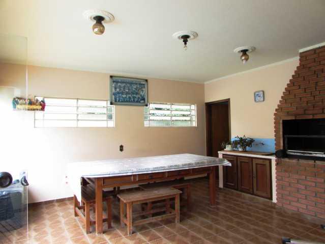 Espaço gourmet - Casa em Condomínio 3 quartos à venda Itatiba,SP - R$ 950.000 - FCCN30079 - 14