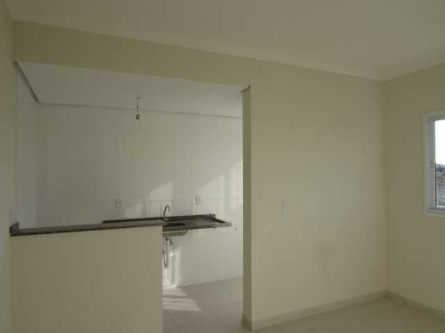 Sala / Cozinha - Apartamento 3 quartos à venda Itatiba,SP - R$ 235.000 - FCAP30177 - 3