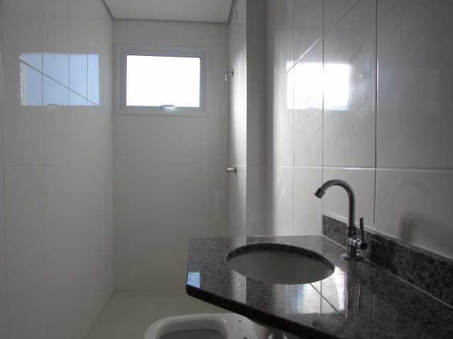 Banheiro Social - Apartamento 3 quartos à venda Itatiba,SP - R$ 235.000 - FCAP30177 - 8