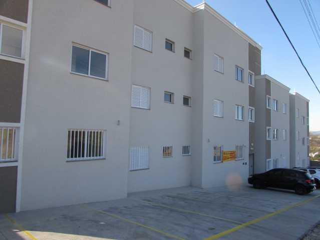 Fachada - Apartamento 3 quartos à venda Itatiba,SP - R$ 235.000 - FCAP30177 - 11