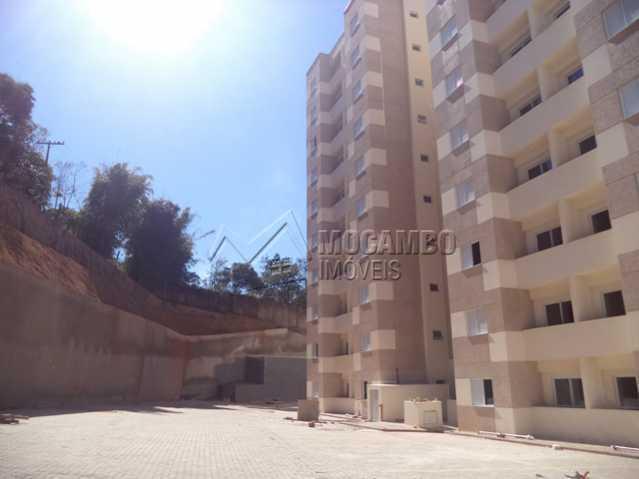 Area do Estacionamento - Apartamento 2 quartos à venda Itatiba,SP - R$ 260.000 - FCAP20193 - 5
