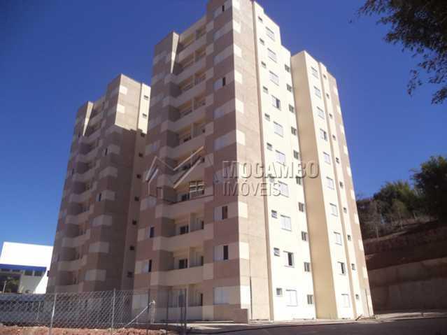 Fachada - Apartamento 2 quartos à venda Itatiba,SP - R$ 260.000 - FCAP20193 - 1
