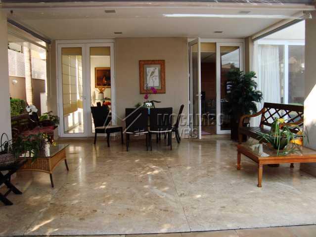 ENTRADA - Casa em Condomínio 3 quartos à venda Itatiba,SP - R$ 2.500.000 - FCCN30088 - 6