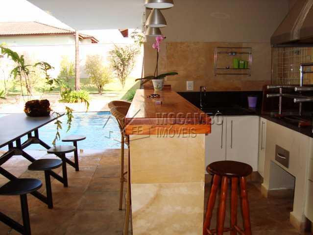 ESPAÇO GOURMET - Casa em Condomínio 3 quartos à venda Itatiba,SP - R$ 2.500.000 - FCCN30088 - 7