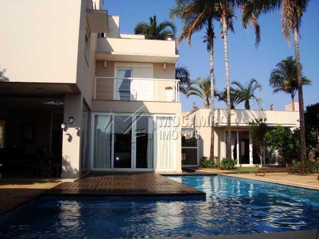 PISCINA - Casa em Condomínio 3 quartos à venda Itatiba,SP - R$ 2.500.000 - FCCN30088 - 8