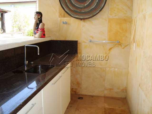 ESPAÇO GOURMET - Casa em Condomínio 3 quartos à venda Itatiba,SP - R$ 2.500.000 - FCCN30088 - 9