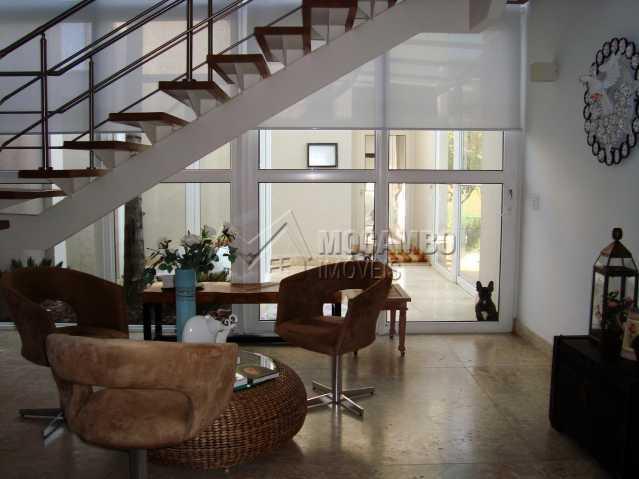 SALA - Casa em Condomínio 3 quartos à venda Itatiba,SP - R$ 2.500.000 - FCCN30088 - 13