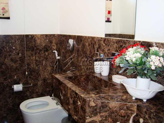 LAVABO - Casa em Condomínio 3 quartos à venda Itatiba,SP - R$ 2.500.000 - FCCN30088 - 14