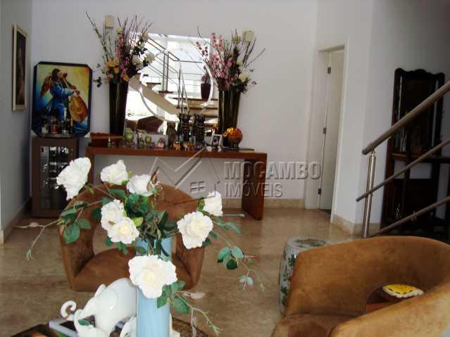 SALA - Casa em Condomínio 3 quartos à venda Itatiba,SP - R$ 2.500.000 - FCCN30088 - 15