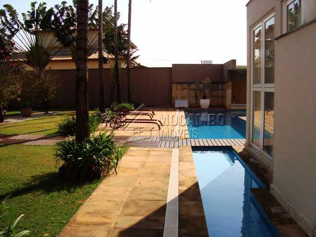 ÁREA ESTERNA - Casa em Condomínio 3 quartos à venda Itatiba,SP - R$ 2.500.000 - FCCN30088 - 16