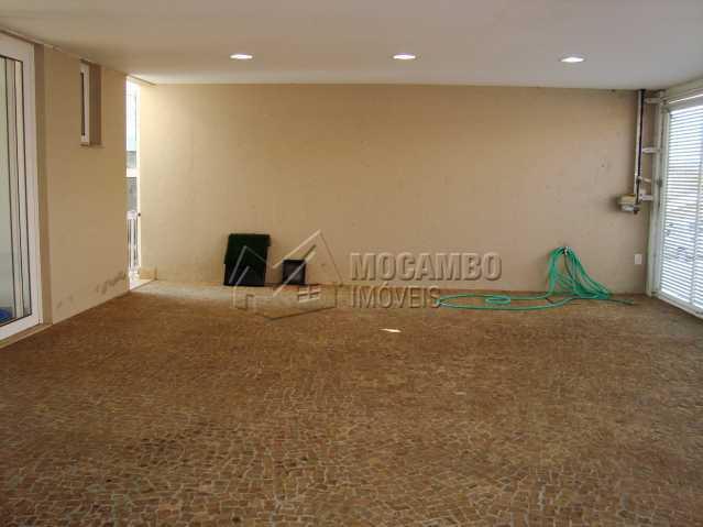 GARAGEM - Casa em Condomínio 3 quartos à venda Itatiba,SP - R$ 2.500.000 - FCCN30088 - 17