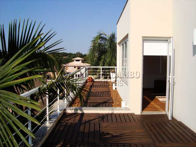 VARANDA - Casa em Condomínio 3 quartos à venda Itatiba,SP - R$ 2.500.000 - FCCN30088 - 25