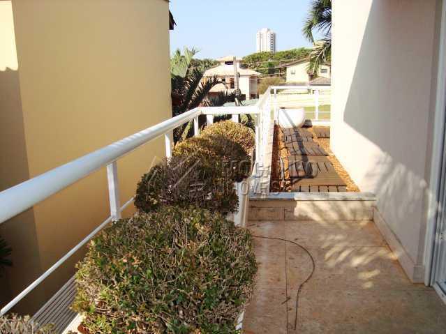 VARANDA - Casa em Condomínio 3 quartos à venda Itatiba,SP - R$ 2.500.000 - FCCN30088 - 28