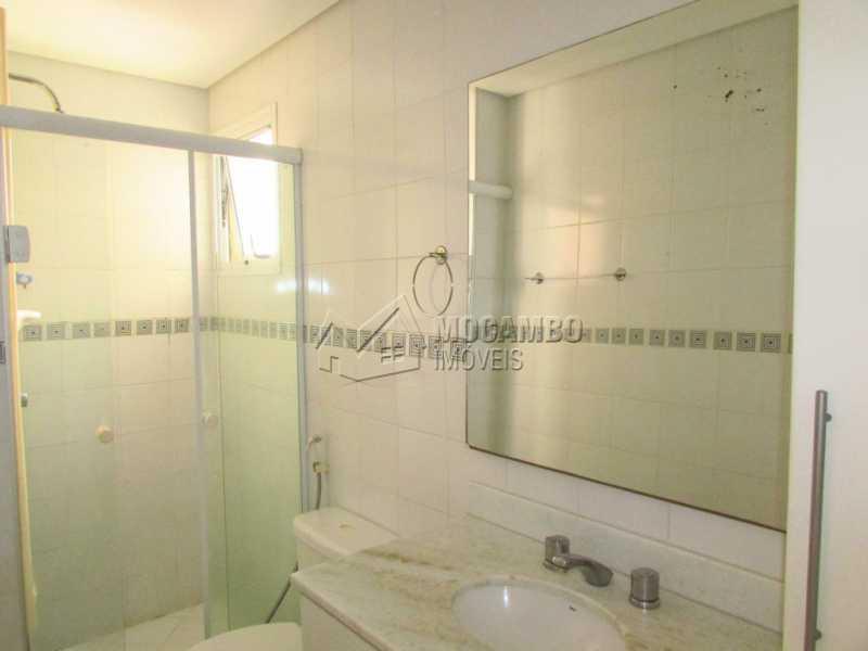 Banheiro Social - Apartamento 2 quartos para alugar Itatiba,SP - R$ 1.300 - FCAP20201 - 11