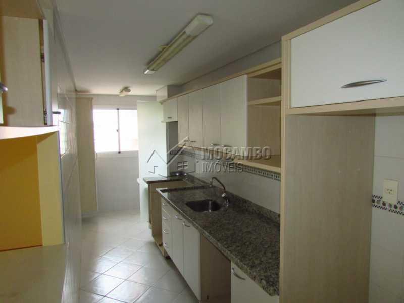 Cozinha - Apartamento 2 quartos para alugar Itatiba,SP - R$ 1.300 - FCAP20201 - 1