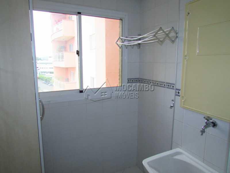 Area de Serviço - Apartamento 2 quartos para alugar Itatiba,SP - R$ 1.300 - FCAP20201 - 13