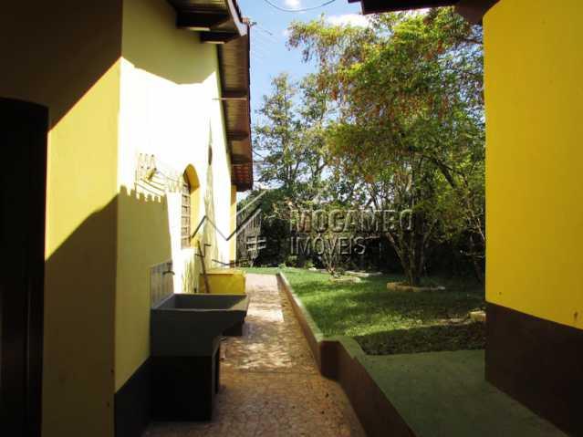 Lateral - Chácara À Venda - Itatiba - SP - Sítio da Moenda - FCCH20024 - 9
