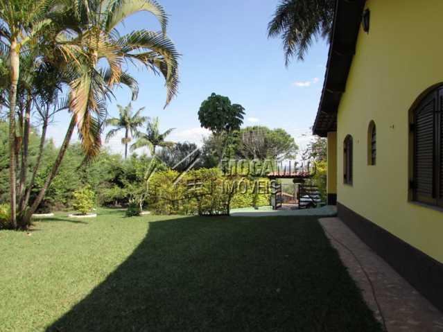 Jardim - Chácara À Venda - Itatiba - SP - Sítio da Moenda - FCCH20024 - 10