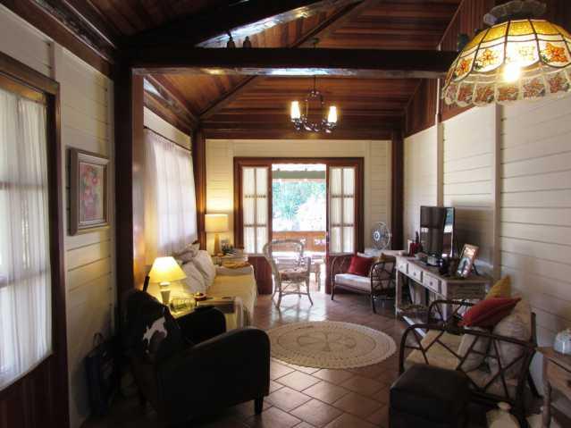 Sala - Chácara à venda Itatiba,SP Morada dos Pássaros - R$ 650.000 - FCCH10005 - 1