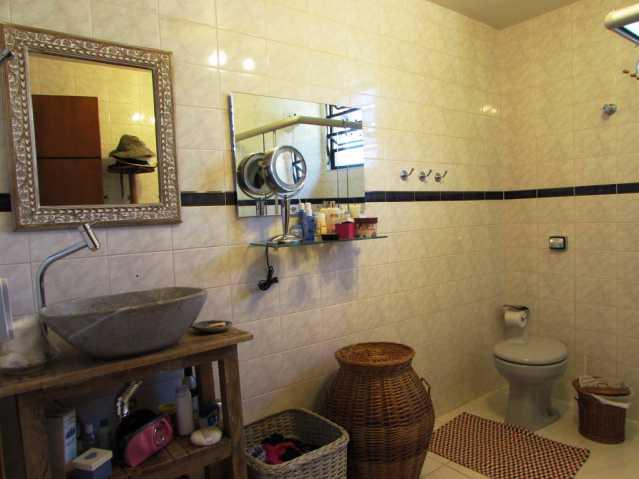 Banheiro social - Chácara À Venda - Itatiba - SP - Morada dos Pássaros - FCCH10005 - 7